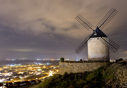 Moulin de Don Quichotte